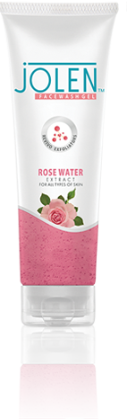 Jolen Facewash Gel Rose