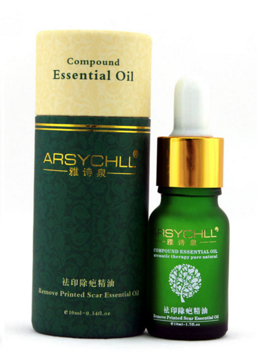 Acne Scar Removal Oil