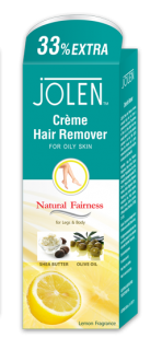Jolen Creme Hair Remover Lemon