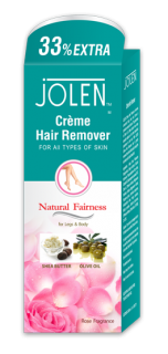 Jolen Creme Hair Remover Rose